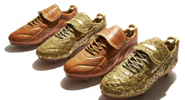 Mondiali 2014 limited edition: Puma King by Alexander McQueen