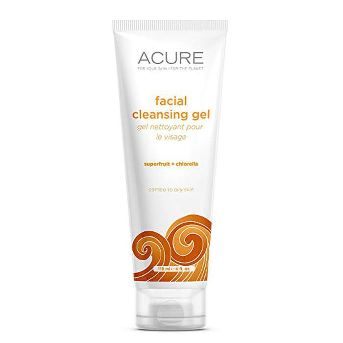 Rank & Style - Acure Organics Facial Cleansing Gel #rankandstyle