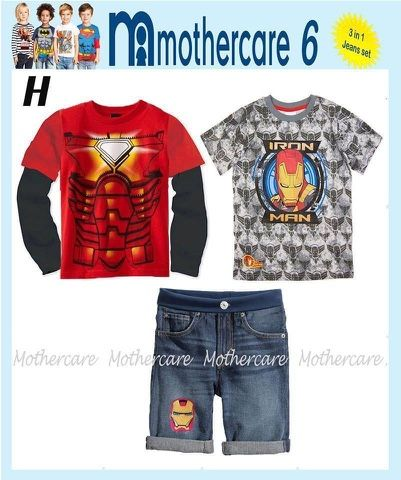 momsneed'shop: Setelan Jeans Branded anak murah - mothercare 6 ko...