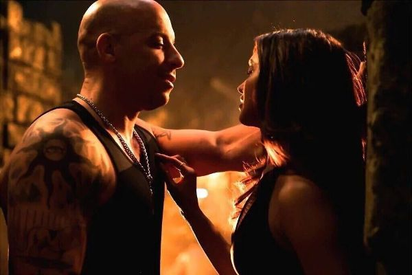 #DeepikaPadukone Sizzles With  #VinDiesel!