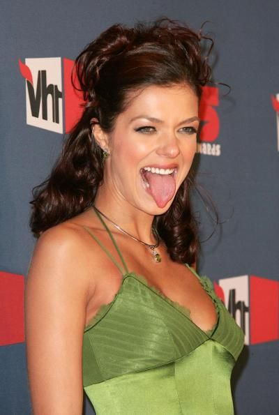 Adrianne Curry: If My Son Beat Women, I'd KILL That S--t Pile (or Myself)