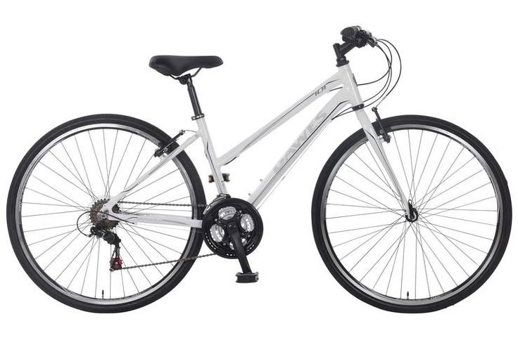 Dawes Discovery 101 2015 Women's Hybrid Bike | Evans Cycles