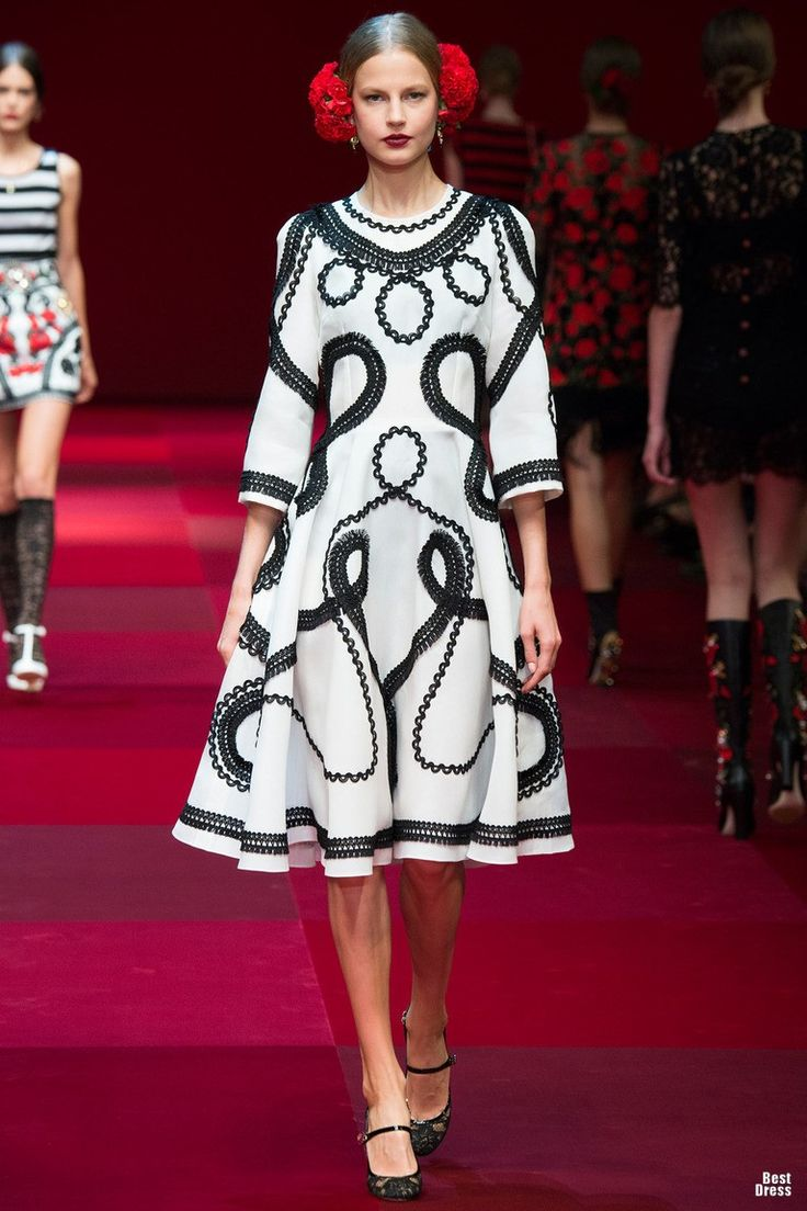 Dolce & Gabbana 2015 rtw spring