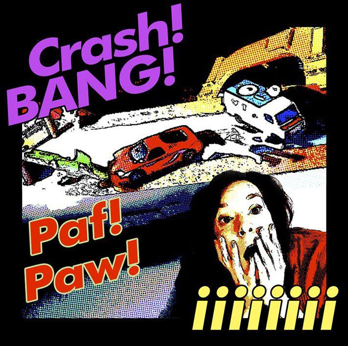 Crash illustration