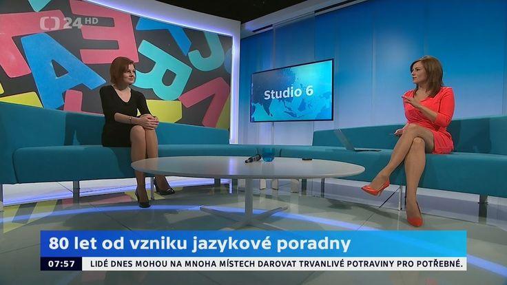 Petra Krmelová Czech Presenter 12.11.2016