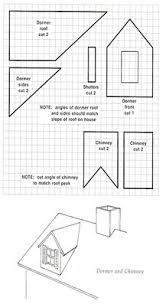 22 best Gingerbread House Templates images on Pinterest