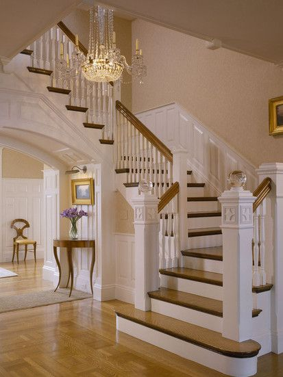 Perfect Spindrift, Traditional Staircase, Boston