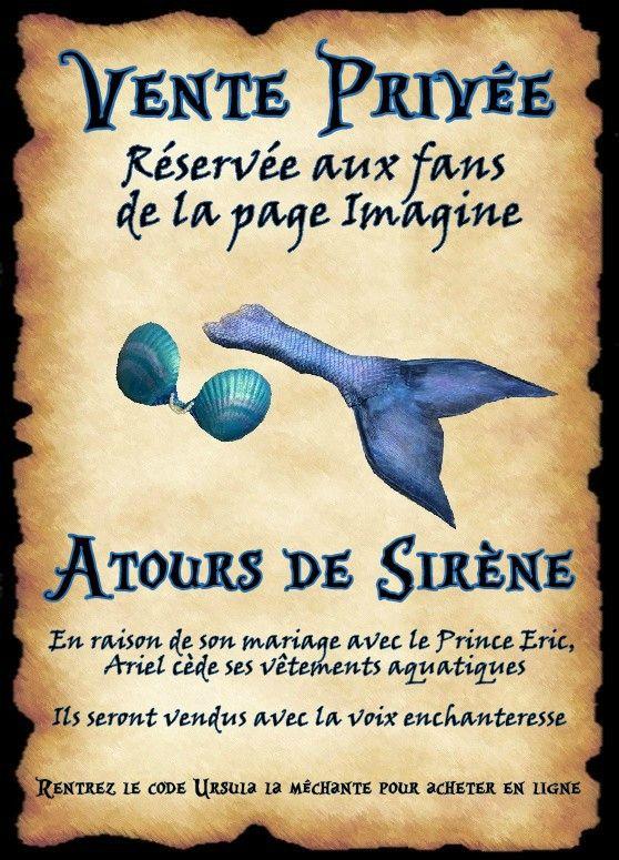 affiche sirène