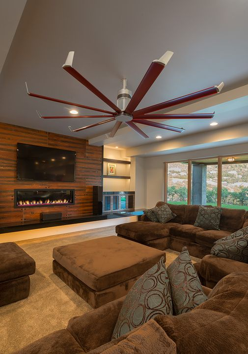 Ceiling Fan - Isis / Big A Fans | ArchDaily Materials - 43 Best Images About Ceiling Fans On Pinterest Ceiling Fans