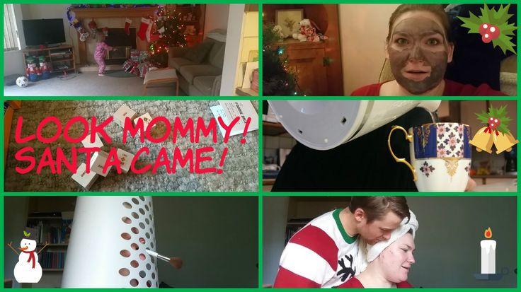 Look Mommy! Santa Came! | 12-25-15 | Vlog 037