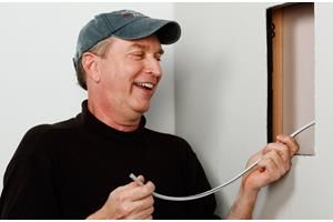 Most home speakers don't include wire. Let us help you choose the right kind for your home audio system.