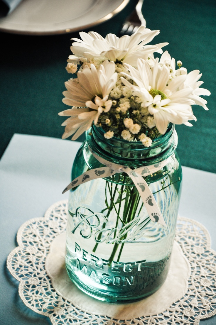 Ball Glass Jar Centerpieces : Best mason jars images on pinterest