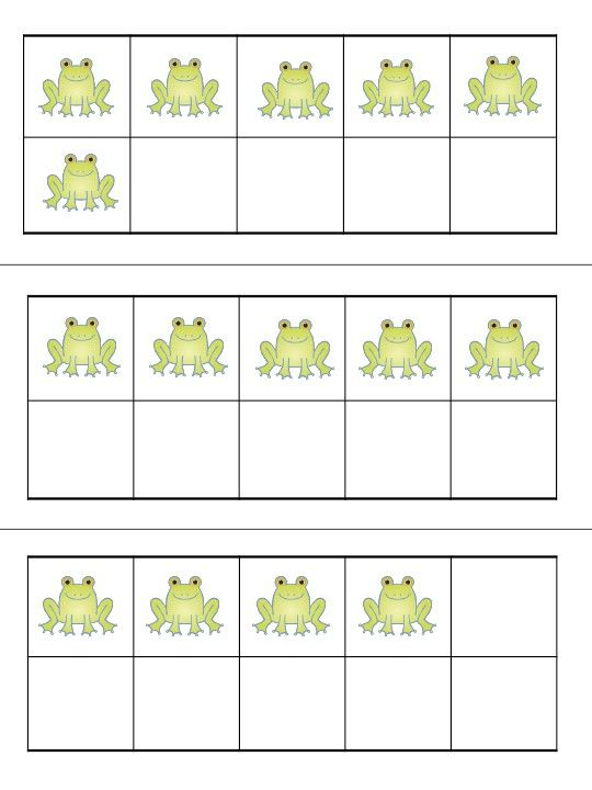 391 best Preschool Math Games Printables images on Pinterest ...