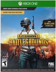 PUBG: Says Xbox One Exclusive right on the box