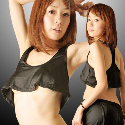 【メール便不可】【Mサイズ】YOKOHAMA伝説M・Fチビタンクexk-Y0613【取】【sexy lingerie セクシー下着 SEXYランジェリー セクシー エロい下着 sexy lingerie セクシー下着 エッチな下着 エロランジェリー エロ 下着 セクシー コスプレ 衣装】【楽ギフ_包装】