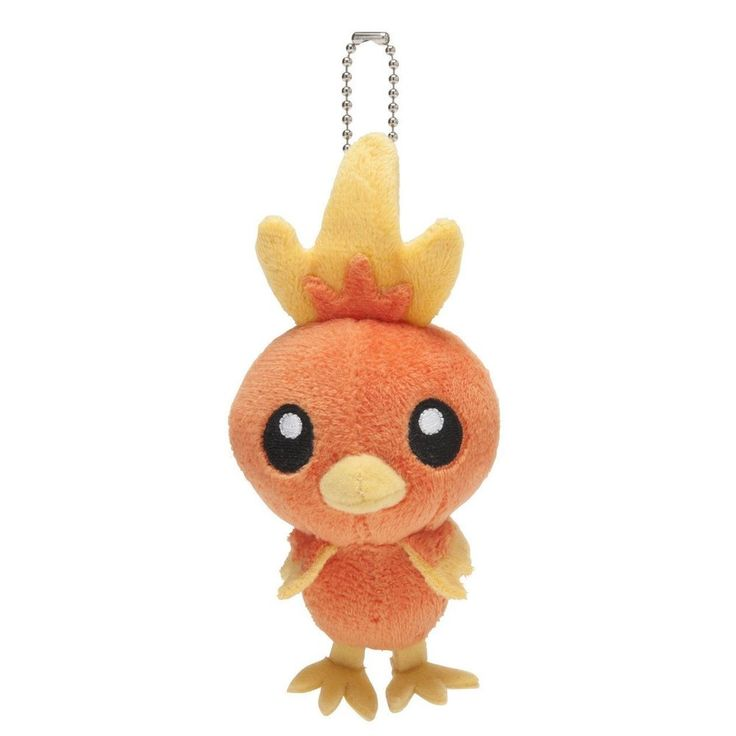 Pokemon Center Original mascot Torchic Flemmli Poussifeu (japan import) Petit #PokemonCenter