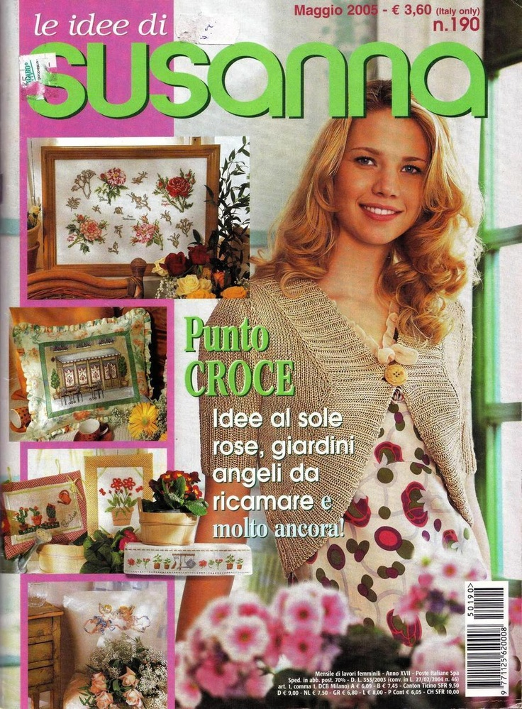 Le idee di Susanna №190 2005