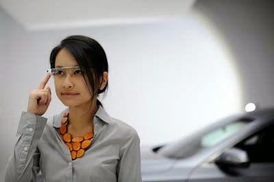 Teknologi Informasi Selular: Mobil Dijalankan Dengan Menggunakan Google Glass