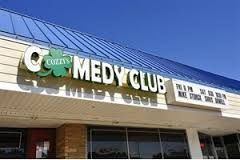 Cozzy's Comedy Club and Tavern on Warwick Blvd. in Newport News http://www.cozzys.com/ordereze/default.aspx