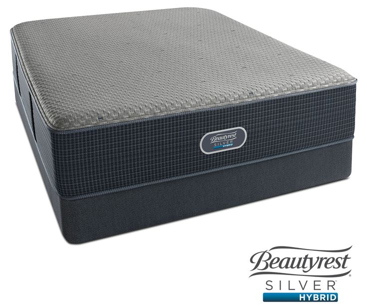 Belle Island Ultra Plush King Mattress And Split Low-Profile Foundation Set