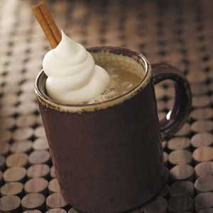 10 Hot Coffee Recipes- Try this out with Coffee Blenders™! http://www.coffeeblenders.com/
