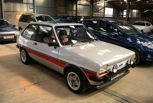 Fiesta Supersport - great wee cars
