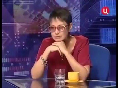 01 Ирина Хакамада про отношение к жизни