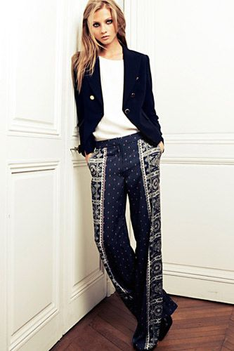 Say it: you CAN make wide-leg pants work, and here's how!