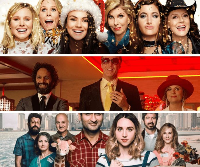 Find and Watch Comedy Movies https://weeigy.com/funny-movies-2017/ ---------------------------------- Here is the list of best funny movies that you can watch with your family and friends at home and theatre.  #FunnyMovies #ComedyMovies #HollywoodMovies #Weeigy