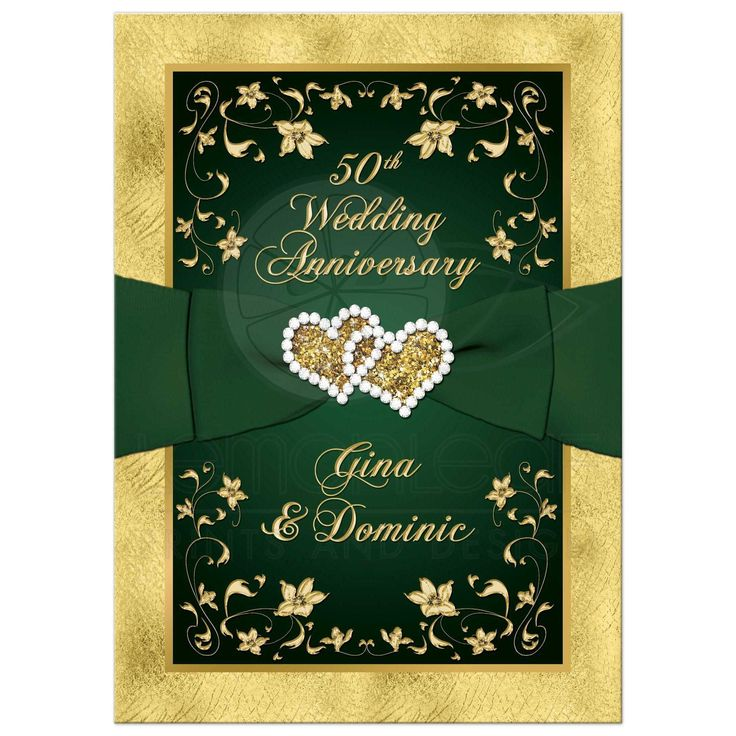 229 best Invitations card template images on Pinterest Card - anniversary invitation template