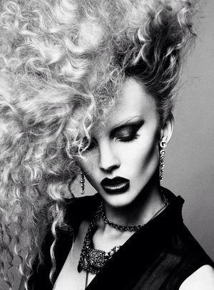 Volume & curls