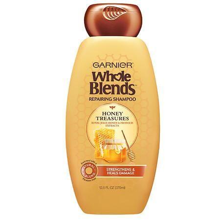 Garnier Whole Blends Repairing Shampoo Honey Treasures - 12.5 oz.