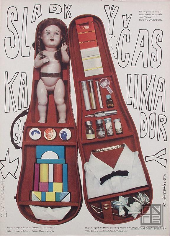 Sladký čas Kalimagdory (Lahola, 1968)