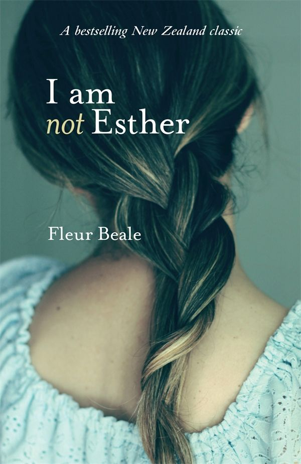 I Am Not Esther by Fleur Beale. Imagine that your mother tells you she's going away. She is going to leave you with relatives you've never heard of - and they are members of a strict religious cult. Your name is changed, and you are forced to follow the severe set of social standards set by the cult. There is no television, no radio, no newspaper. No mirrors. You must wear long, modest clothes. You don't know where your mother is, and you are beginning to question your own identity.