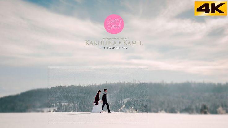 [4K UHD] LoveMeStudio.pl // 22.10.2016 // Karolina + Kamil // teledysk ś...