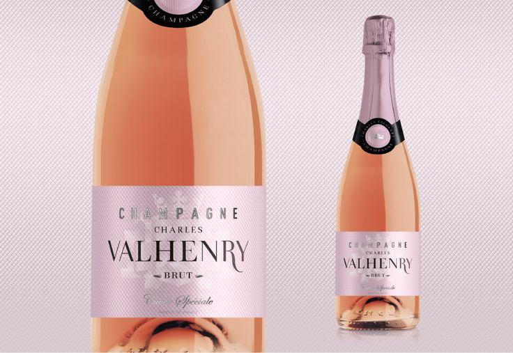 champagne franprix