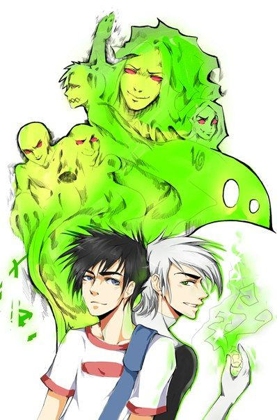 Danny Phantom by Timsel-kun.deviantart.com on @deviantART. Wow, awesome! Love that style of drawing!!