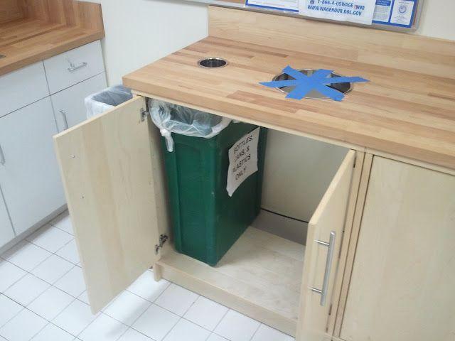IKEA Hackers: Very Effektiv Garbage U0026 Recycling Bins