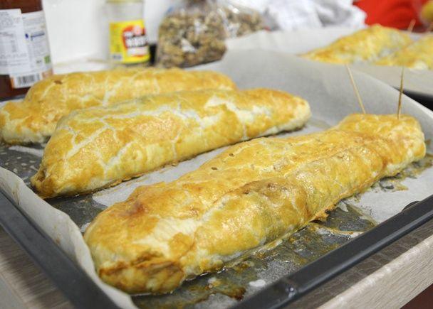 Filetto di maiale alla crosta - panenka v lístkovom ceste (fotorecept) - obrázok 10