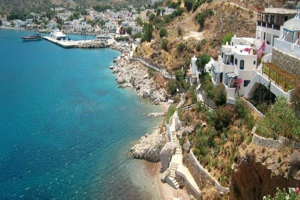 GREECE CHANNEL | Tilos Island, Greece