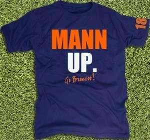 peyton manning t shirt | New Limited Peyton Manning Denver Broncos T Shirt #18 All Sizes jersey