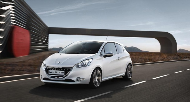 Peugeot 208 GTi Limited Edition (2013)