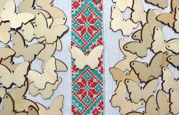 martisoare handmade fluture