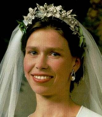 My Ultimate Floral: The Snowdon Floral Tiara as worn by Lady Sarah Chatto @ The Royal Order of Sartorial Splendor