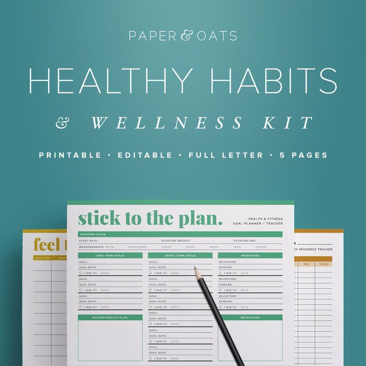 Practical Fitness Wellness: 11 Best Fitness Planner And Weight Tracker