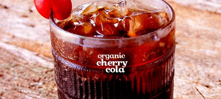 Cherry Cola (Organic) by DavidsTea