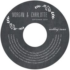 Create personalized Chalkboard Cd Labels to add a special touch. 100% guarantee on Custom Labels & Stickers! | Orders ship in 24-48hrs | Evermine