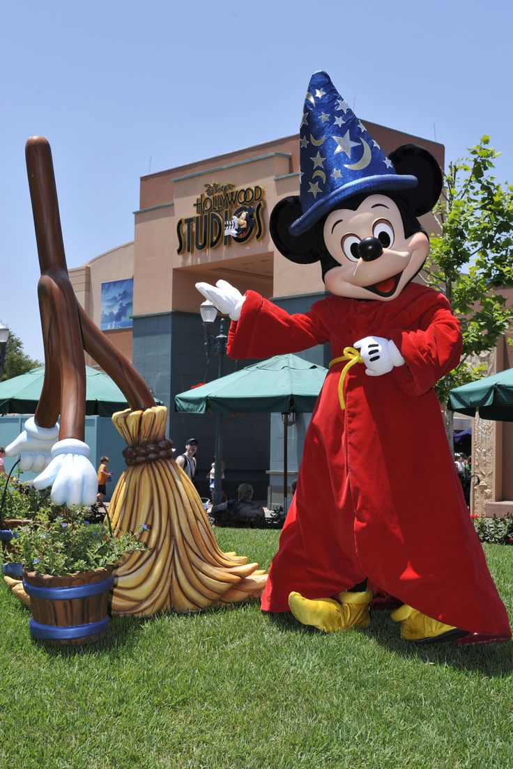 Disney's Hollywood Studios, Theme Park in Lake Buena Vista, Florida