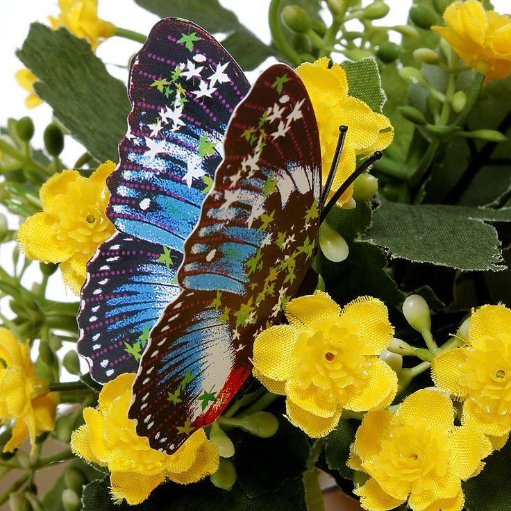 Новый 3D бабочки Магнит для дня рождения памяток Холодильник наклейки Свадебные украшения