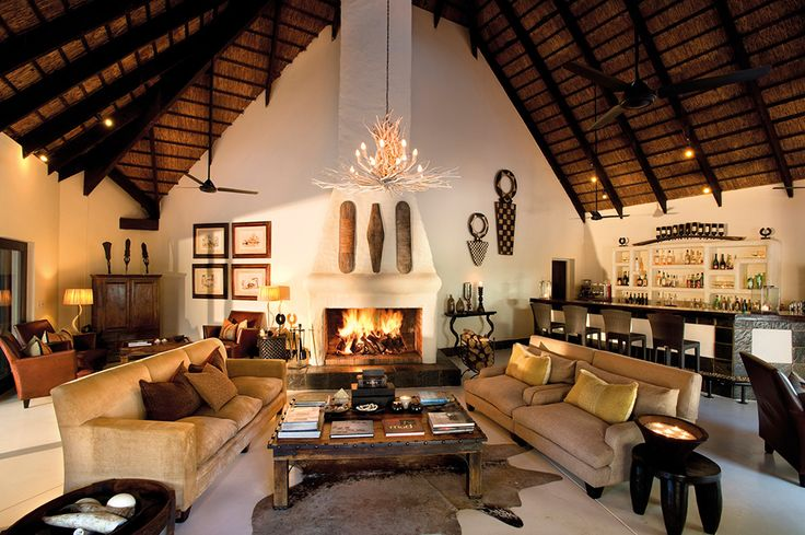 Luxurious Lion Sands River Lodge, Sabi Sand, South Africa